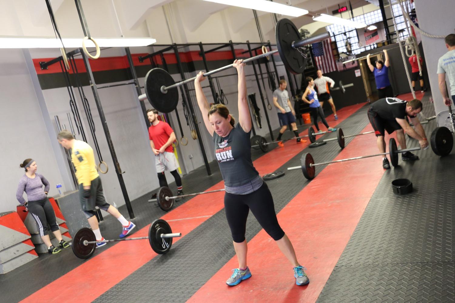 CrossFit has a bit of it all: weight lifting, aerobic activity, calisthenics, and the best part—it's competitive. Hit up Queen City CrossFit to push your limit and become part of the CrossFit community in 2019. ADDRESS: 18 W 7th Street (45202) / Image: Leah Zipperstein // Published: 1.6.19