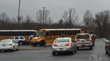Amherst Co. High School dismissing early because of fuel smell