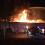 Fire destroys three quarters of company building in Bellingham
