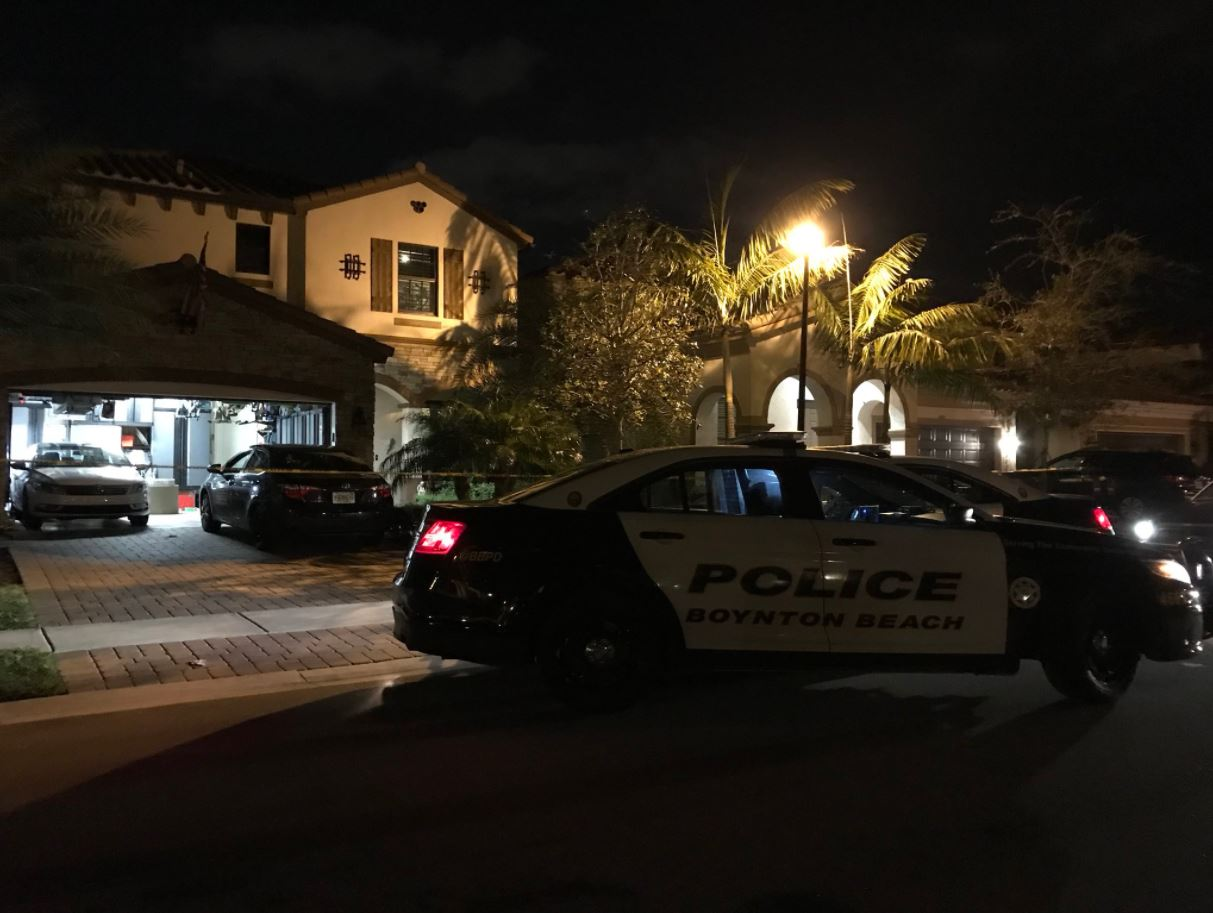 Man, wife injured in domestic-related shooting in Boynton Beach (WPEC)<p></p>