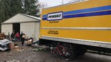 Deputies find Chicago couple's stolen moving truck; 2 suspects arrested
