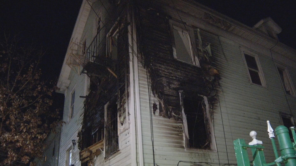 Firefighters called back to Providence home   WJAR