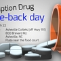 North Carolina Drug Take Back Day scheduled for March 22 in Asheville
