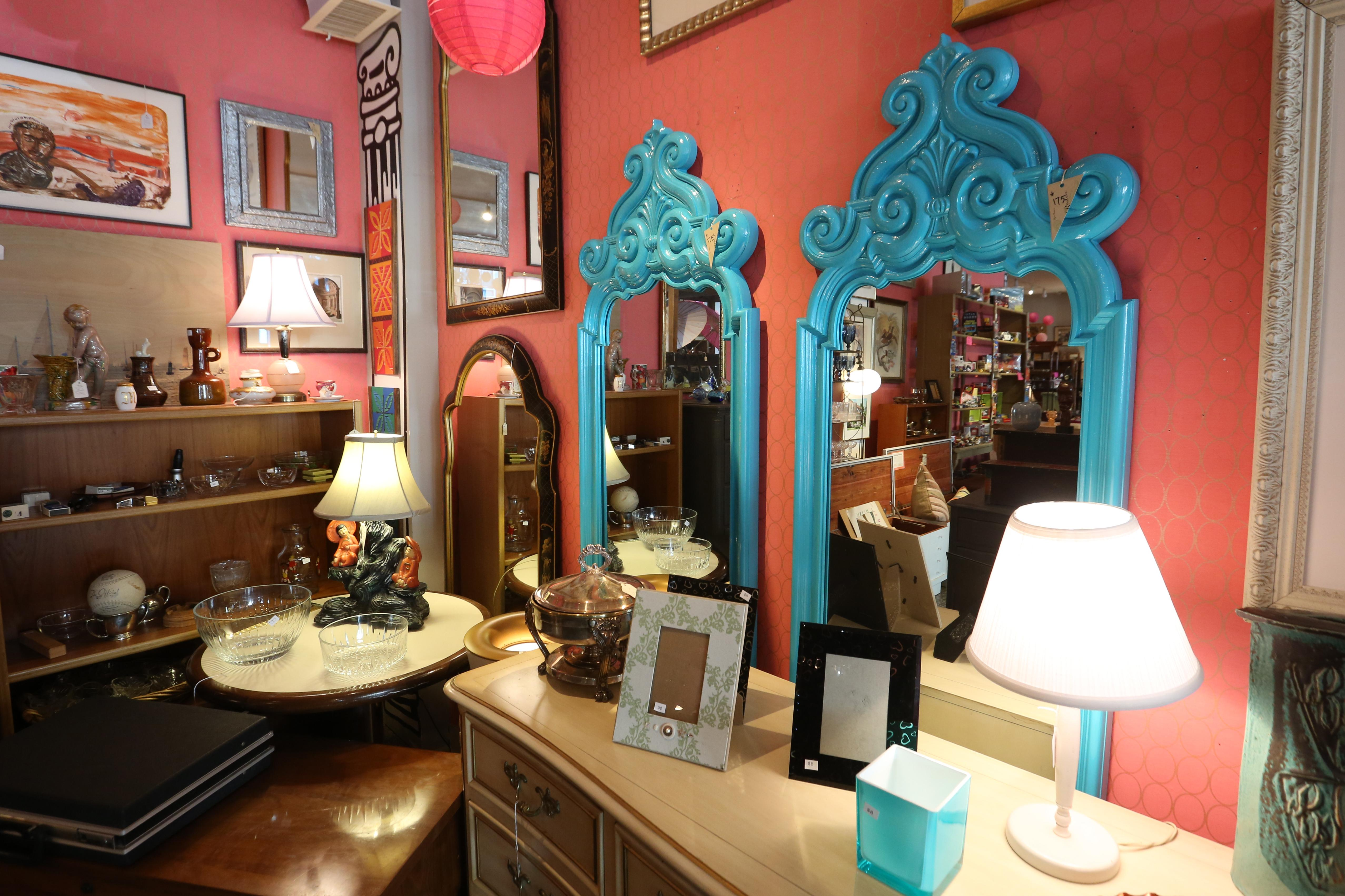 Mirror - $175 available at Miss Pixie's. (Amanda Andrade-Rhoades/DC Refined)