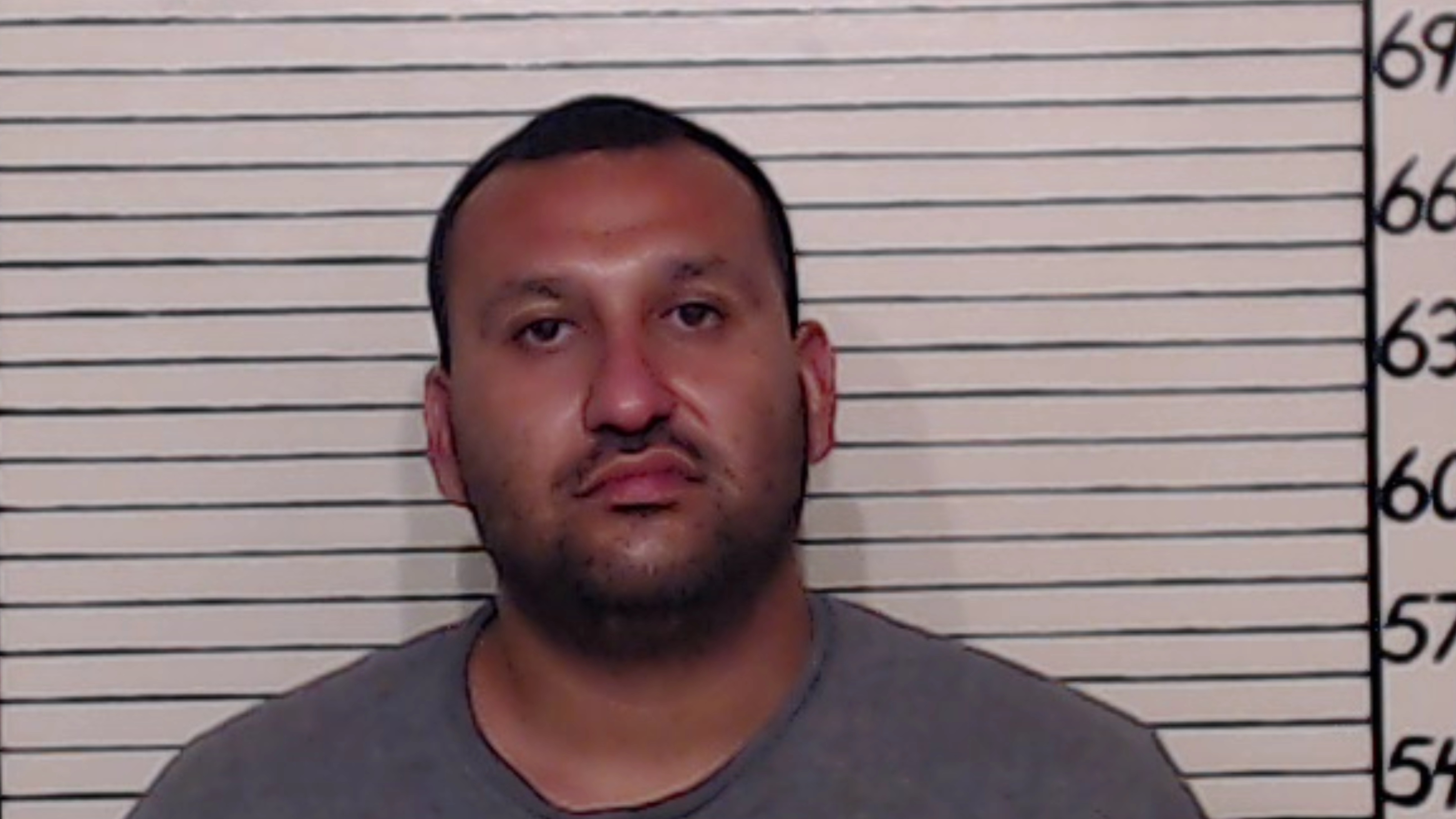 Jason Andrew Ramirez. (Photo courtesy: Comal County Sheriff's Office)