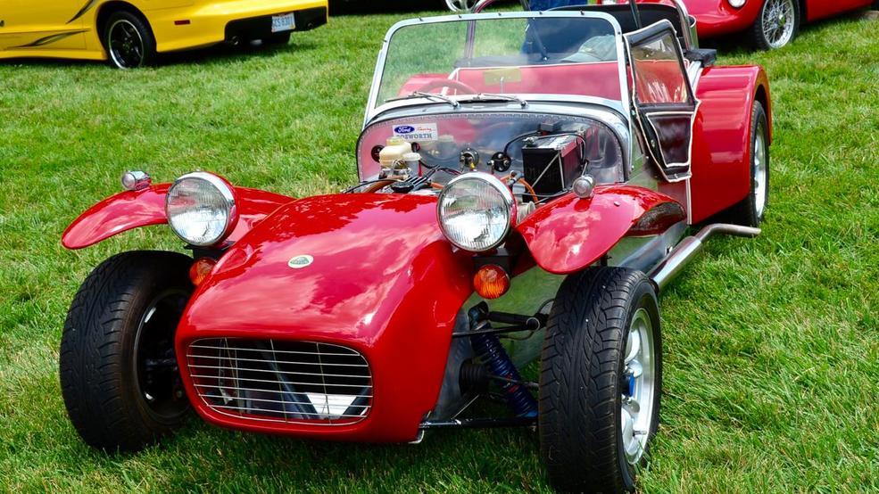 Cincinnati Car Show: Photos: Ault Park's Concours D' Elegance Car Show (6.12.17