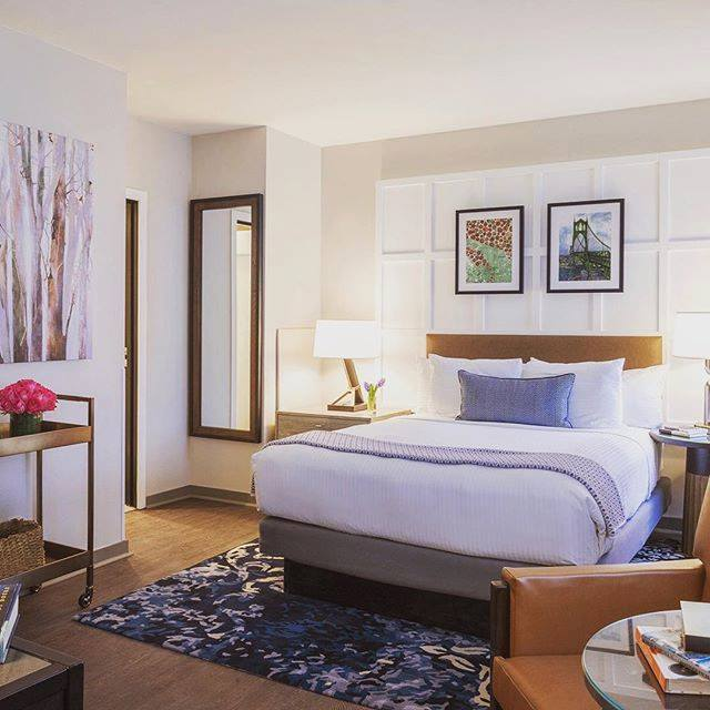 One night stay at Heathman Hotel, plus $50 dining credit to Trellis. (Image: Heathman Hotel)