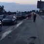 Both directions of freeway 99 shut down south of Bakersfield