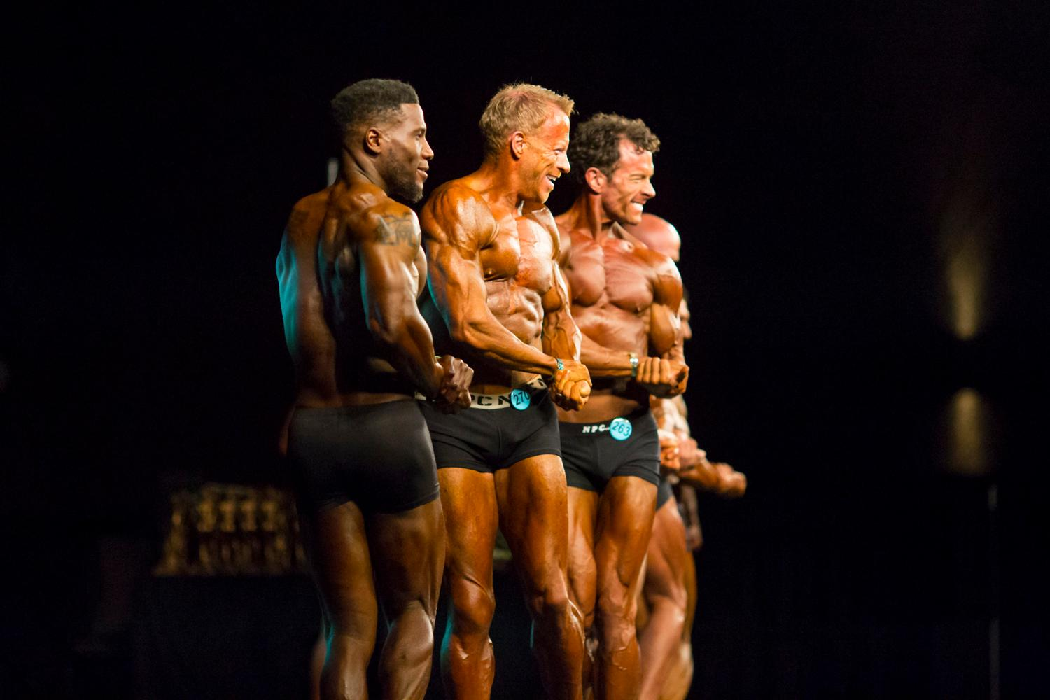 <p>The 2018 NPC Emerald Cup Championships and Fitness Expo is one of the premiere events of its kind in the Northwest. Hundreds of competitors and spectators come to the Meydenbauer Convention Center in Bellevue, WA each year to compete, and watch. (Image: Sy Bean / Seattle Refined)</p>