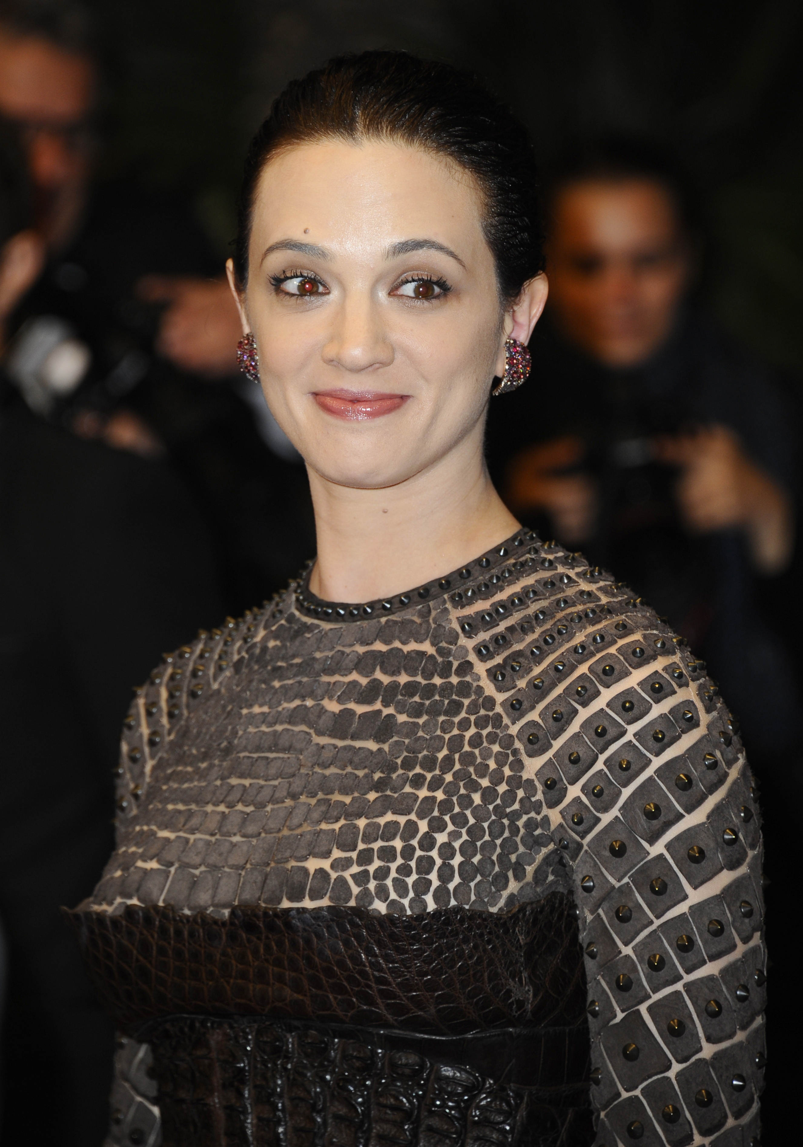 Asia Argento at the 'Dracula 3D' premiere during the 65th Annual Cannes Film Festival. When: 19 May 2012Credit: WENN