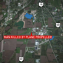 Ohio man killed after struck by plane propeller blades