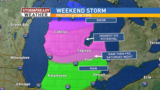 Weekend Storm: Ice storm potential, rain, snow, and everything you need to know