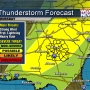 Severe weather possible for Thursday