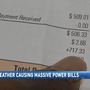 Mobile residents concerned about power bills after cold weather snap