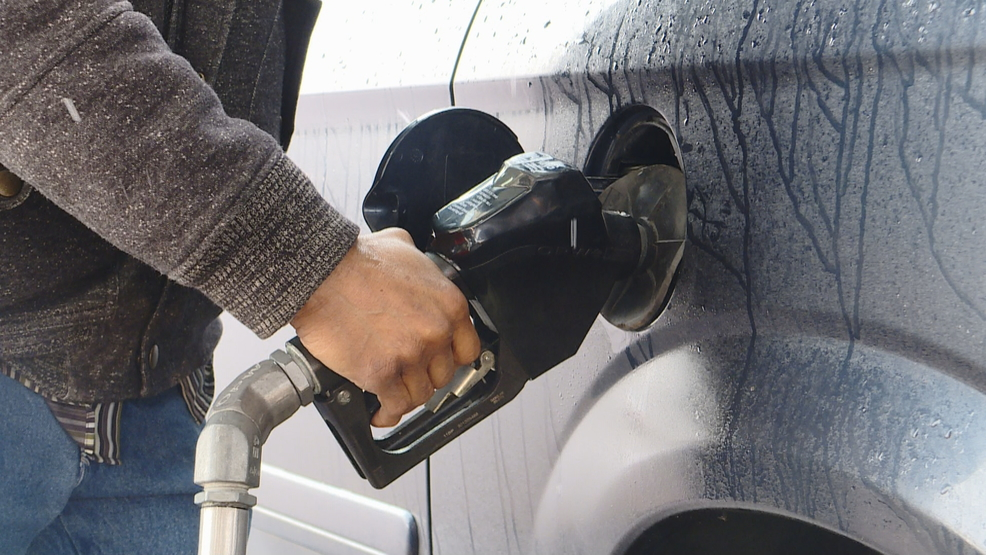 Gas prices on the rise in Central New York