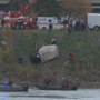 Family confirms loved ones were inside vehicle pulled from river