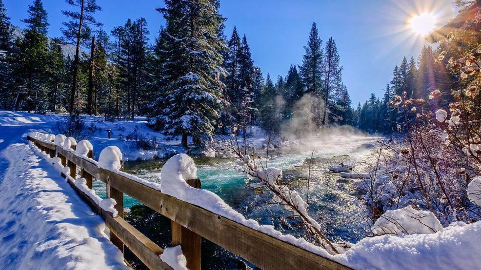 Photos: Spectacular Northwest scenes as winter draws to a close