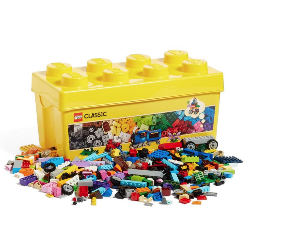 LEGO® Classic Medium Creative Brick Box - 10696 ($34.99). Find on nordstrom.com. (Image: Nordstrom)