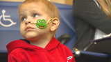 'Whos' come through for 3-year-old boy with terminal cancer