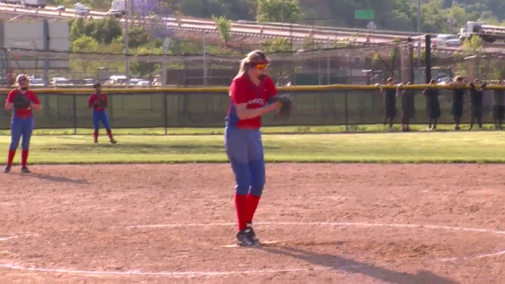 5.19.16 Video- John Marshall vs. Wheeling Park- WVSSAC regional softball championship