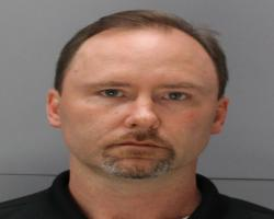Kevin Graef, 45, charged with three counts of criminal sexual conduct with a minor 2nd degree.