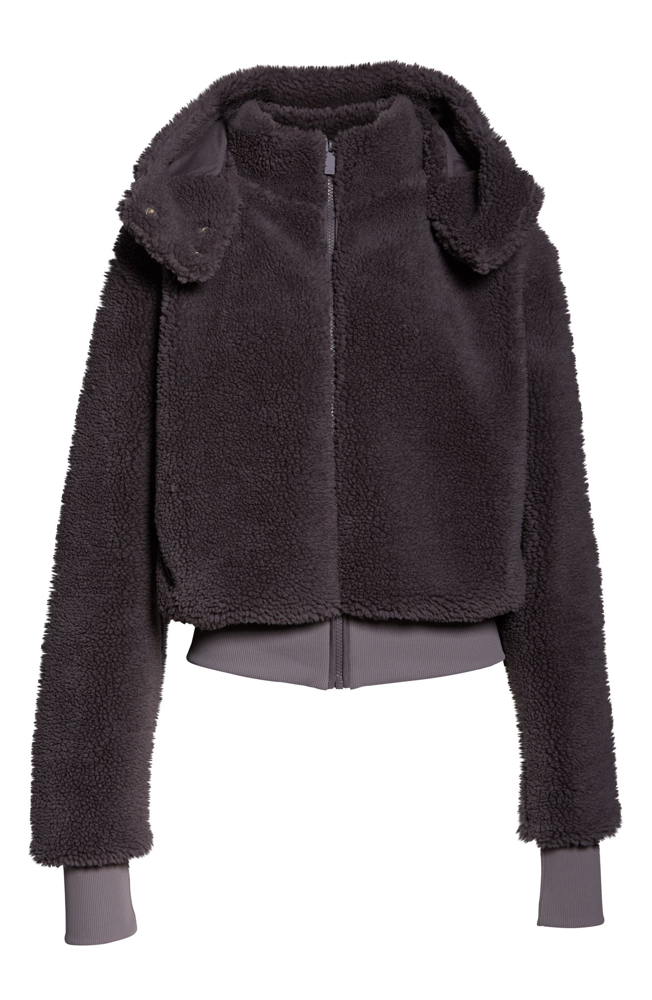 Alo Foxy Sherpa Jacket (normally $188): NOW $124.90 (Image: Nordstrom){ }