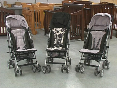 Feds sue baby stroller maker that refuses to issue recall after nearly 100 injuries (Photo: KUTV)