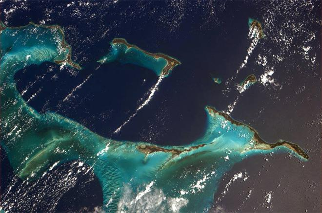 Bahamas Blues Festival. (Photo & Caption: Col. Chris Hadfield, NASA)