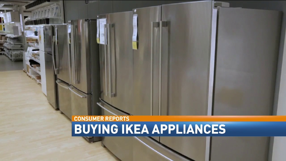 Should you buy ikea appliances wtvc for Who makes ikea microwaves