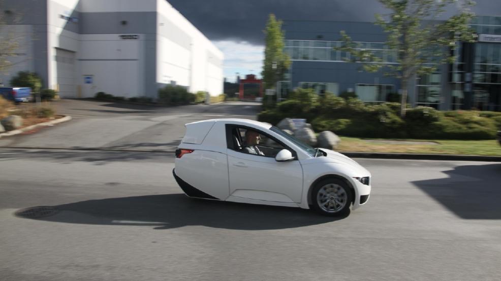 3 Wheeled Electric Vehicle Set To Go On Sale Next Year Wbma