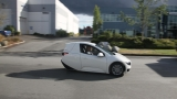 3-wheeled electric vehicle set to go on sale next year