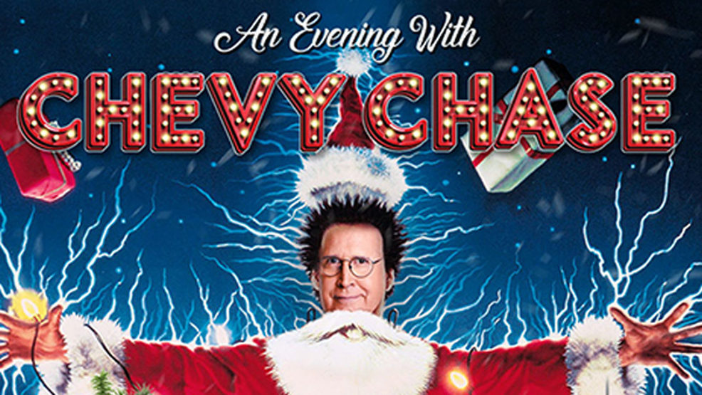 Chevy Chase Christmas Vacation.Chevy Chase To Visit Milwaukee For Special Showing Of