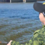 Father-son fishing duo take advantage of warm temps, Free Fishing Weekend