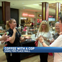 'Coffee With A Cop' promotes engagement in community
