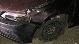 Stolen vehicle crashes on high-speed chase, owner responds