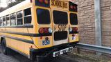 9 students, driver hospitalized after semi crashes into Marysville school bus