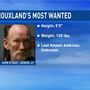 Siouxland's Most Wanted: John Street, Senior