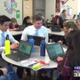 Blended learning is big in West Valley School District