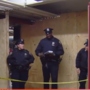 Authorities build wall around NYC transit bombing scene to continue terror investigation