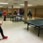 Table Tennis tournament tested kids' skills