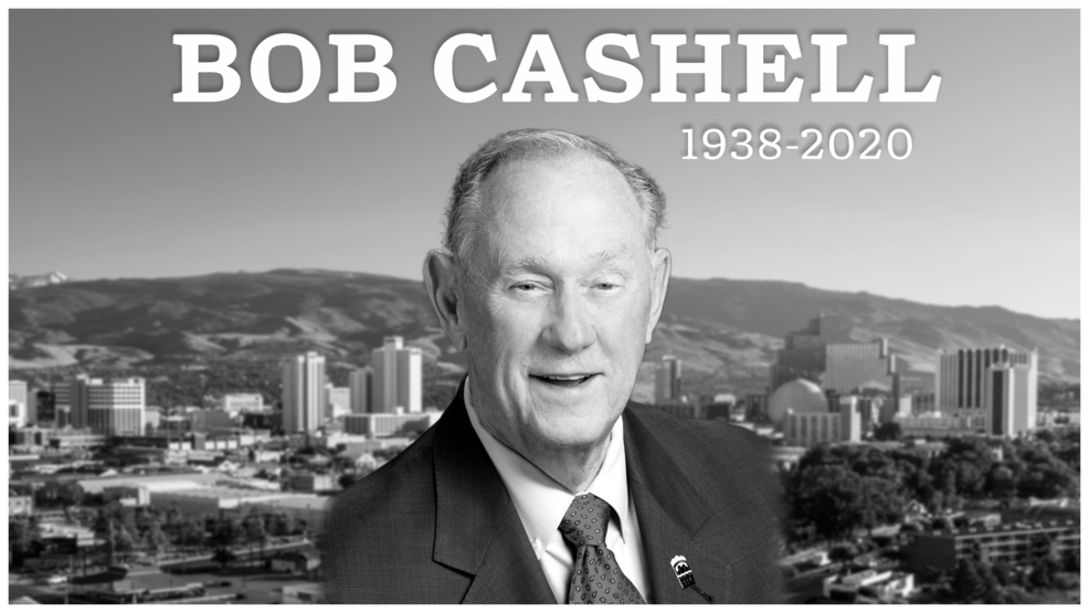 Ask Joe: Highlighting Bob Cashell's biggest accomplishments