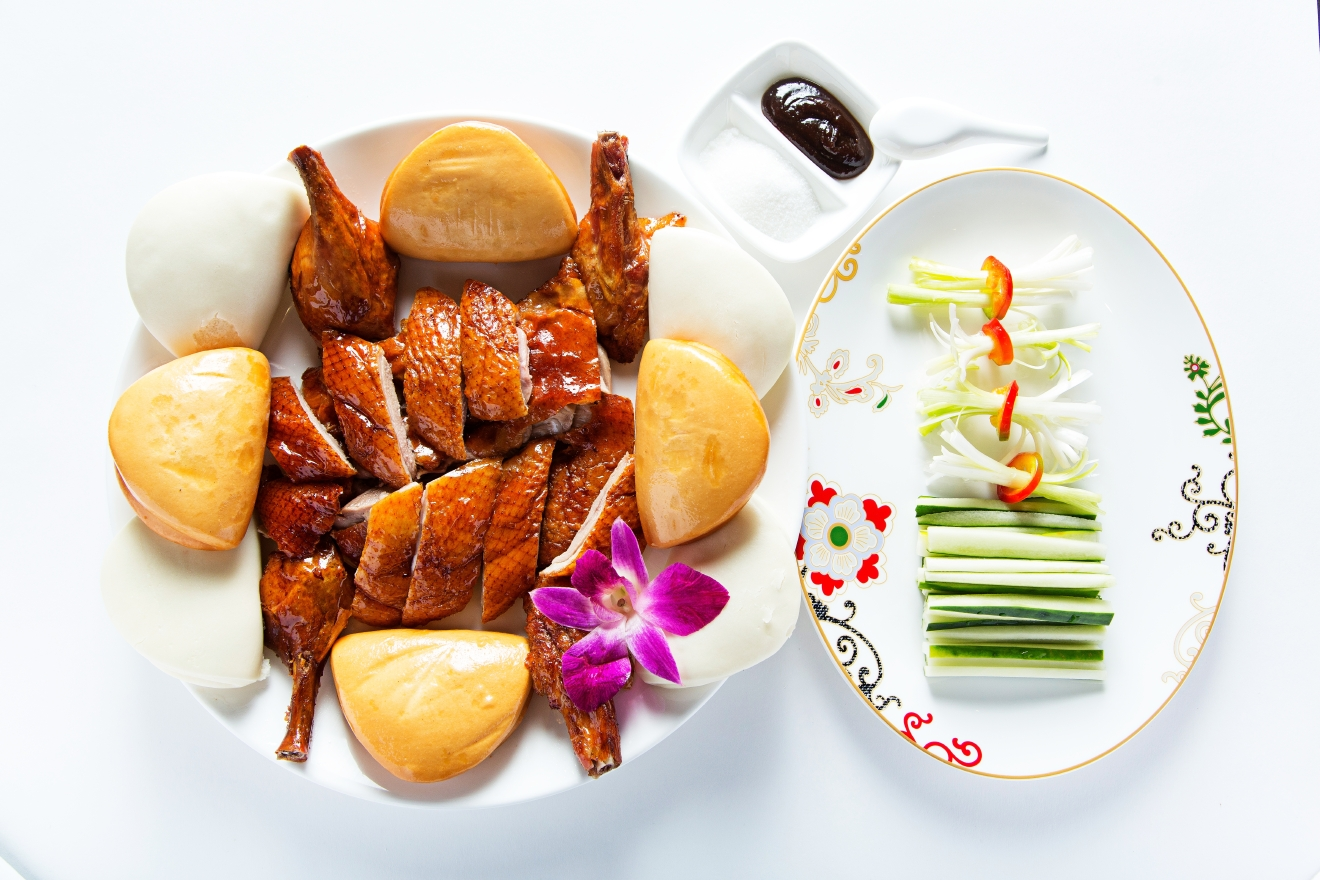 Ginger Peking Roasted Duck (Ginger)