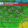 Record warmth continues in eastern Iowa