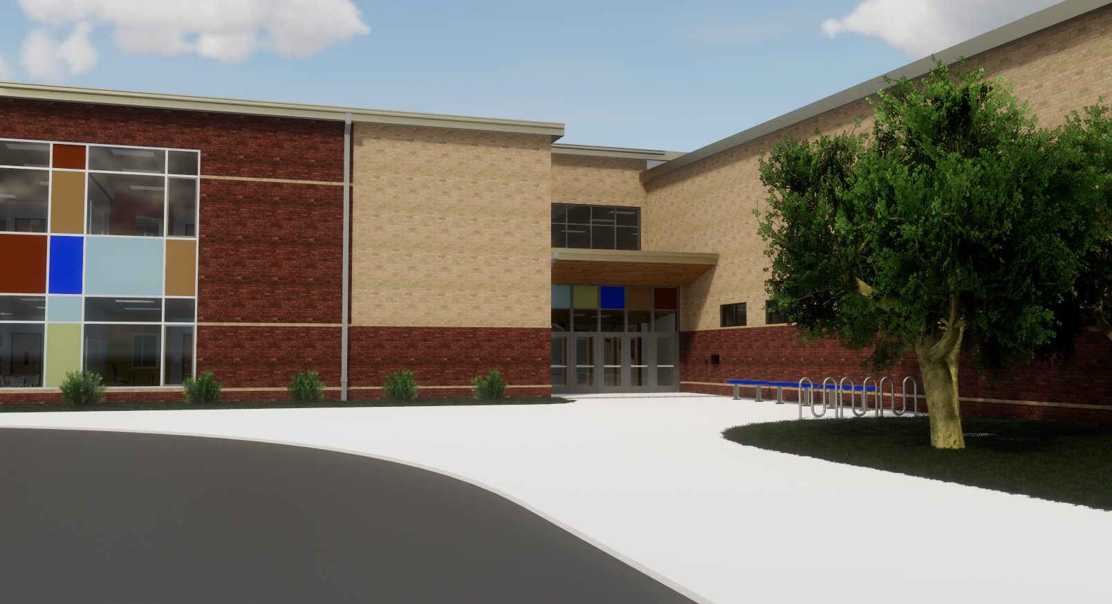 Fairborn City Schools release renderings of new elementary school  (Courtesy: FCS Website)