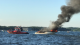 No injuries in boat fire at Lake of the Ozarks