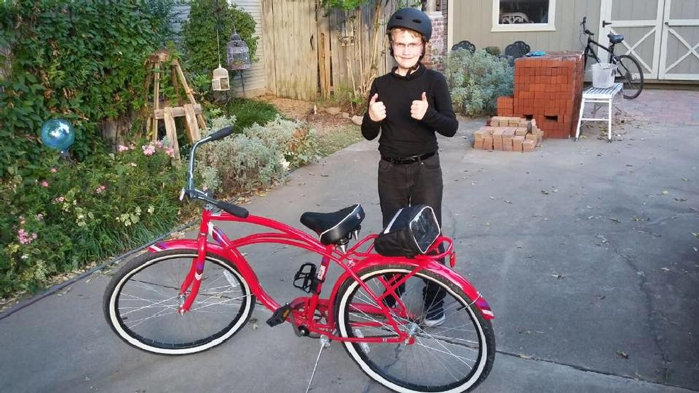 Claremore Boy S Stolen Bicycle Found Donations For New
