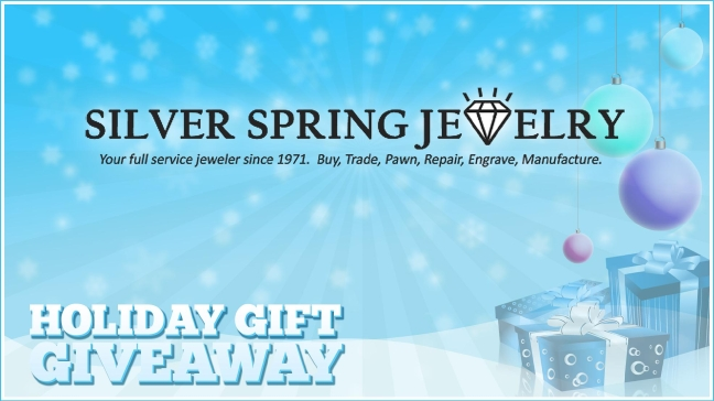Holiday Gift Guide - Silver Spring Jewelry