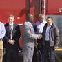 LIT Fire Academy receives fire truck donation to help with training cadets
