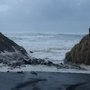 High surf rocks Oregon Coast, threatening lives and property
