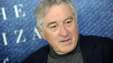 Robert De Niro: Once inspiring, US now tragic dumb comedy